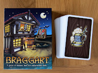 Braggart - The box and card backs