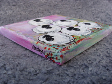 Ingen rädder för vargen - Sex akrobater - Yes Design
