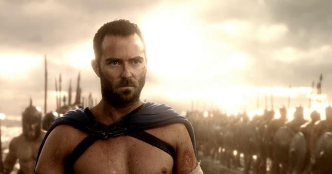 "Sullivan Stapleton es Temistocles en ""300: El origen de un Imperio"""