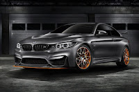 BMW Concept M4 GTS (2015) Front Side