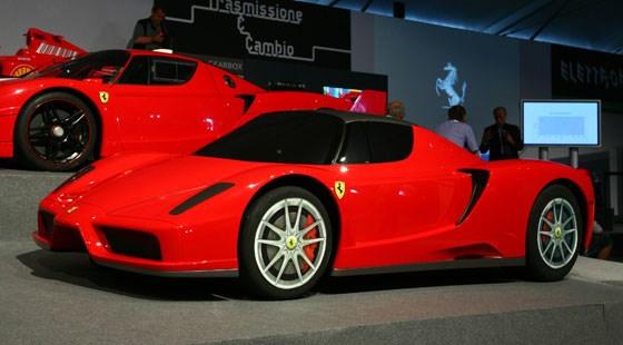 Foto Mobil Konsep Ferrari Millechili 05