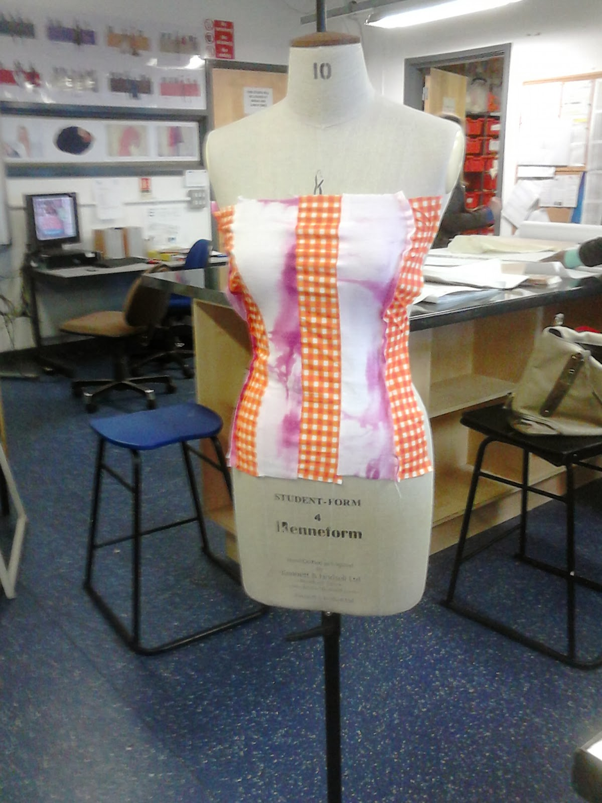 Fashion Oldham College January 2014