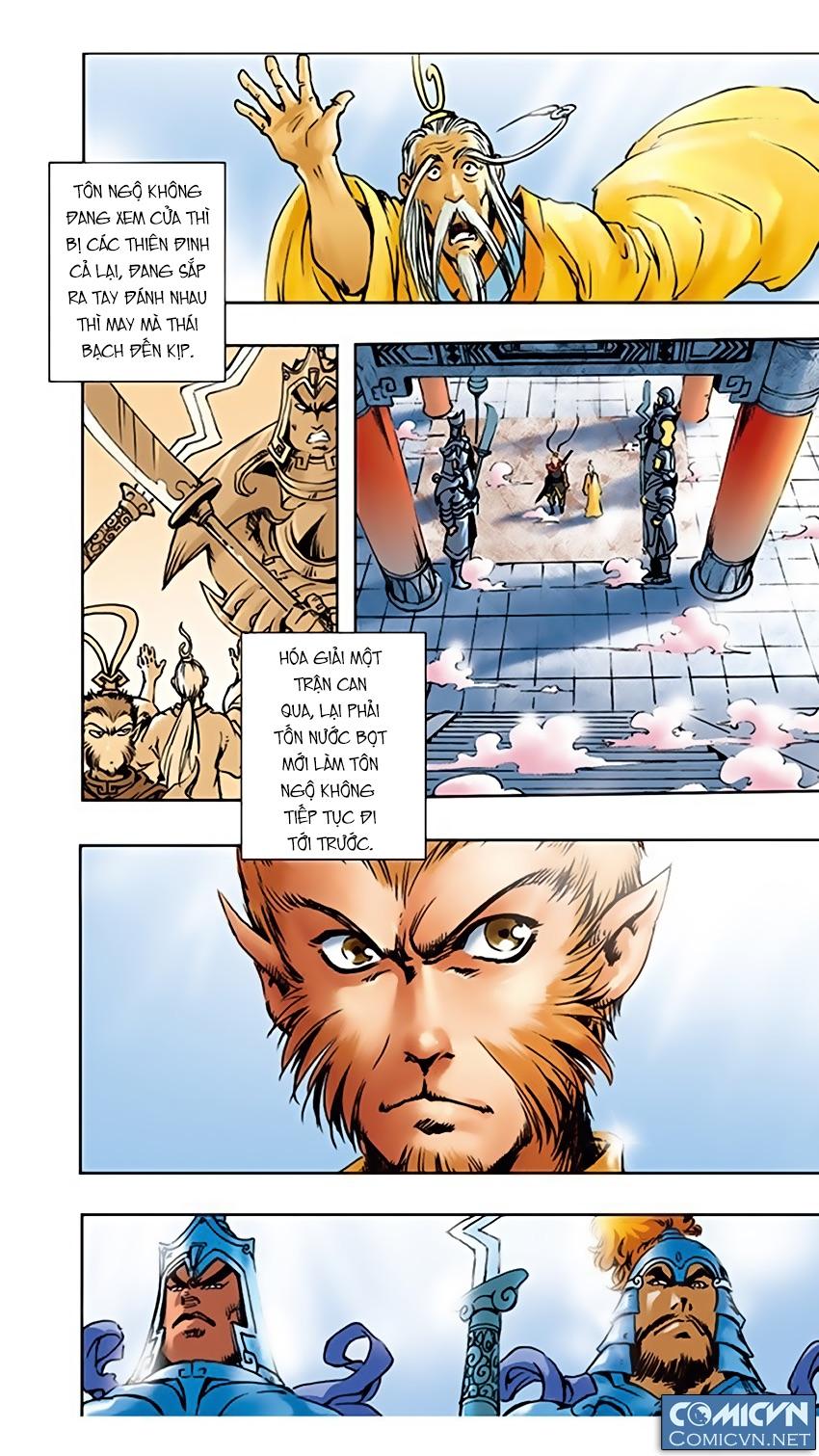 Tây Du Ký Color Chapter 8 - Hamtruyen.vn