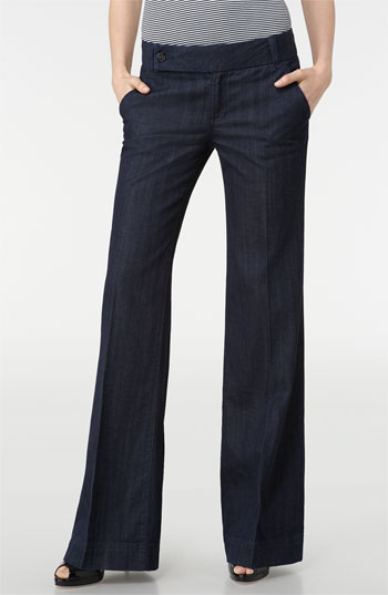 Denim Work Trousers