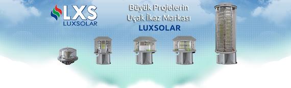 Luxsolar Ledli Uçak İkaz Lambaları