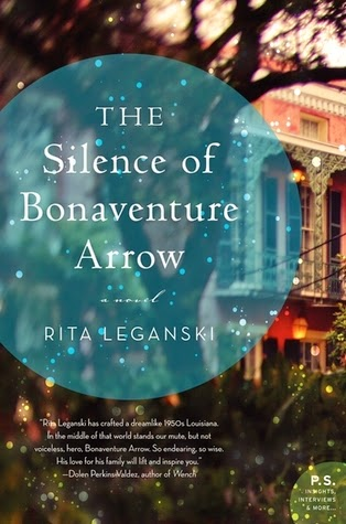https://www.goodreads.com/book/show/15732761-the-silence-of-bonaventure-arrow