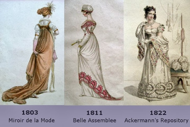 Regency Full Dress