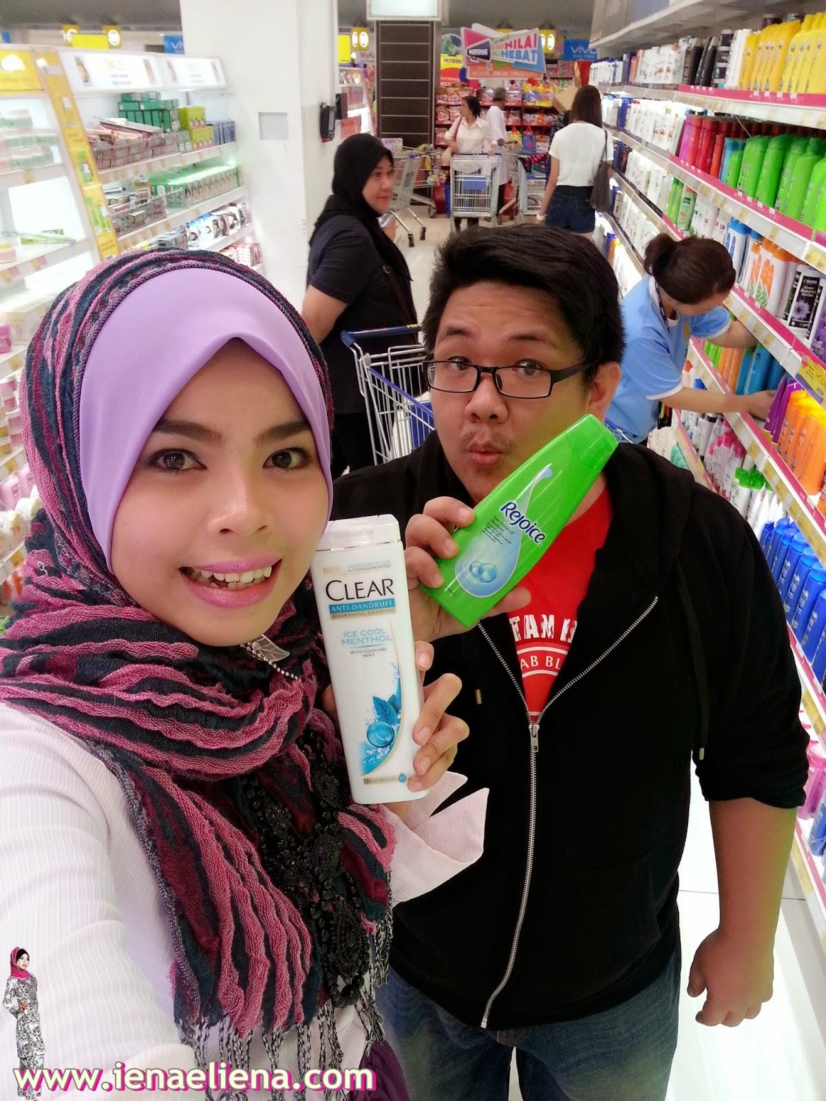 Misi Menghabiskan Voucher di Mydin USJ Subang Jaya