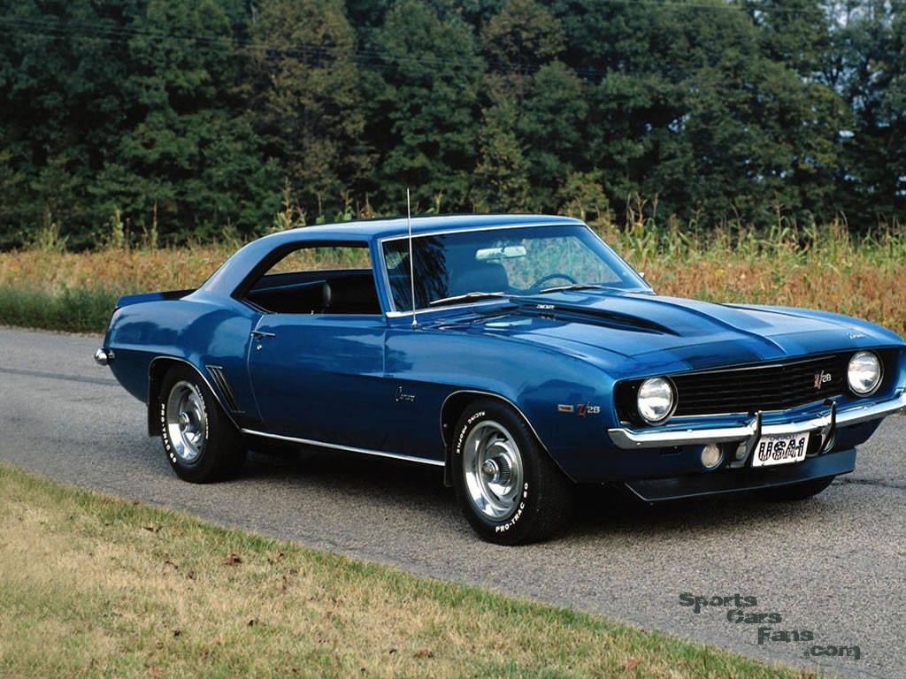 Only Cars: muscle cars wallpaper