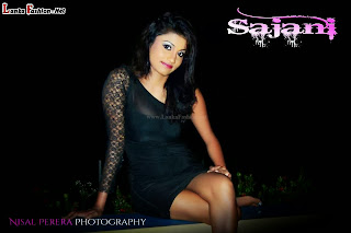 Sajani Chamali sl model
