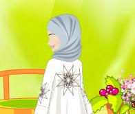 Мусульманская игра: Хиджаб