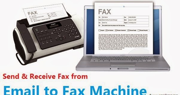 free faxes fax machine