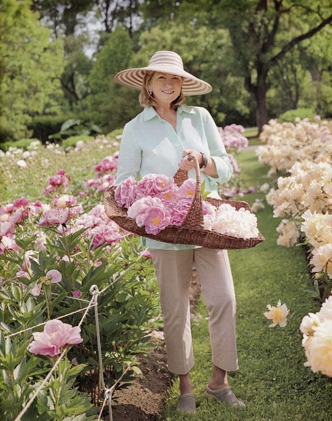 Marthau0027s Peony Garden
