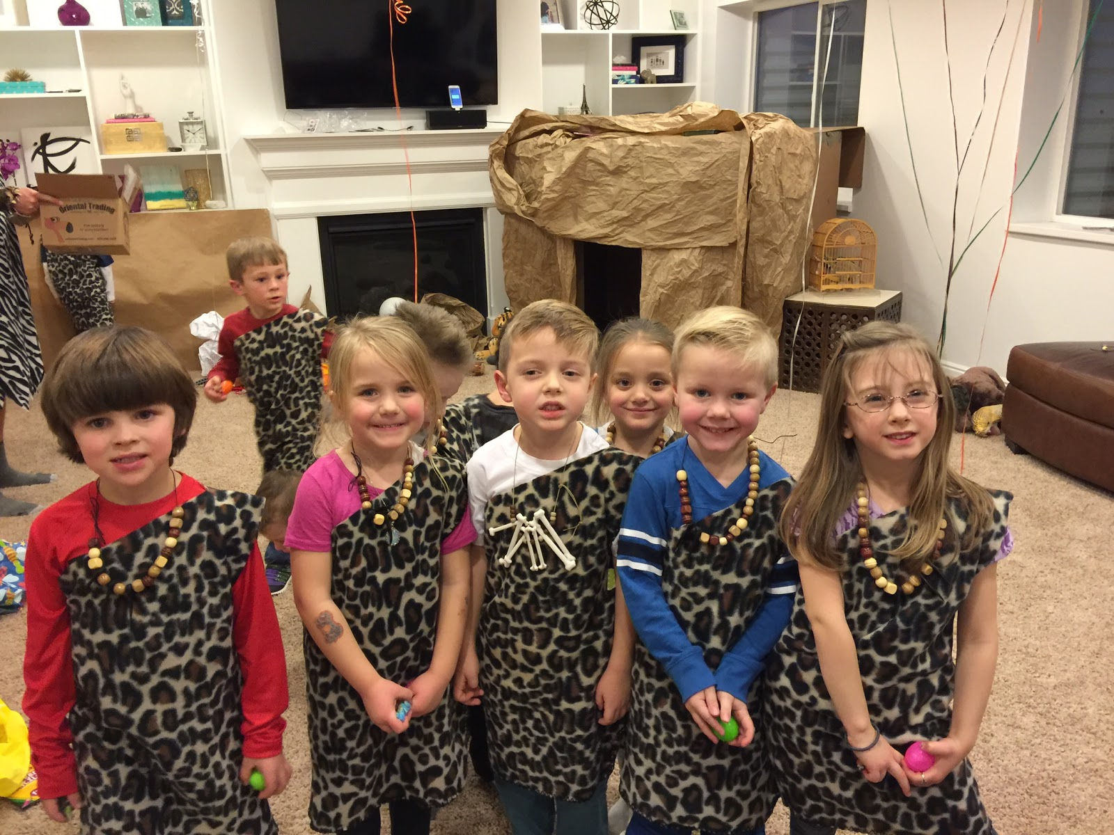 Caveman Dress Up Ideas : Restlessrisa: diy caveman costume