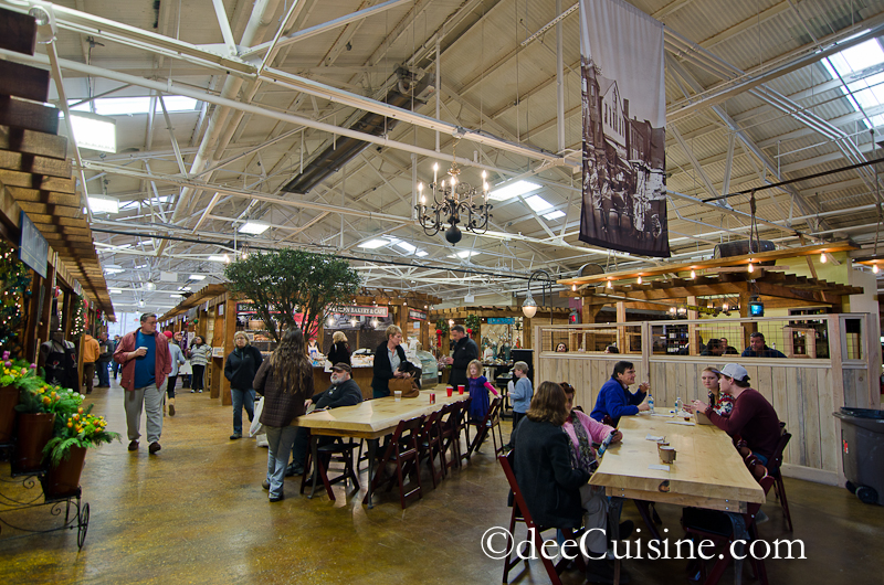 Inside sono marketplace dee cuisine for Craft store norwalk ct
