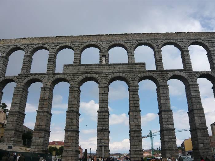 Aqueduct of Segovia  RiTeMaiL