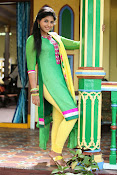 Anjali latest photos in green churidar-thumbnail-3