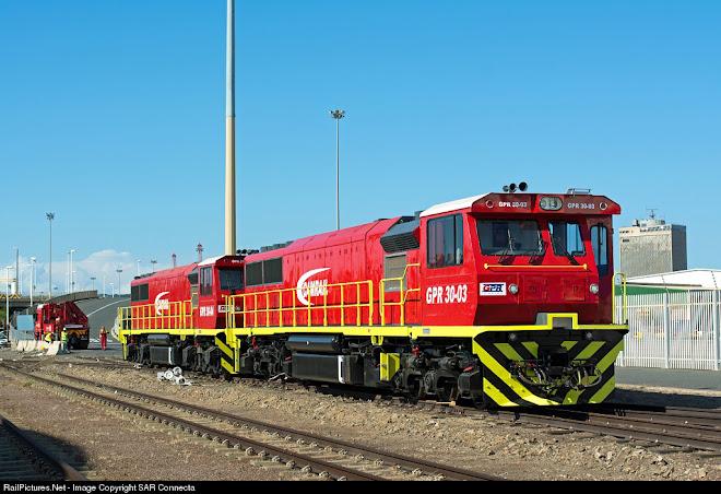 RRL Grindrod Diesel Locomotives for Cameroon