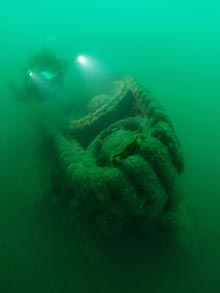 Centaur CS IV Tanks Discovered