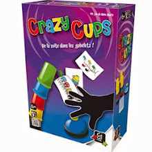 "Jeu ""Crazy Cups"""