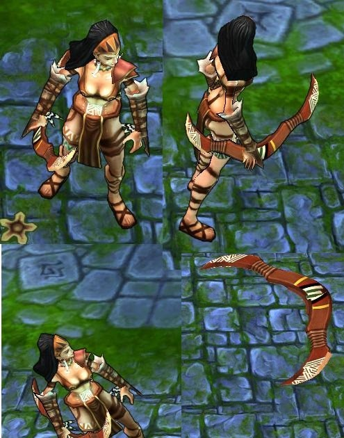 Huntress sivir