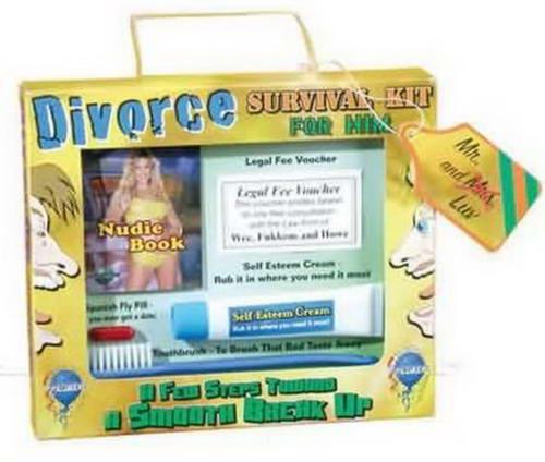 10 Barang Aneh Untuk Hadiah Perceraian