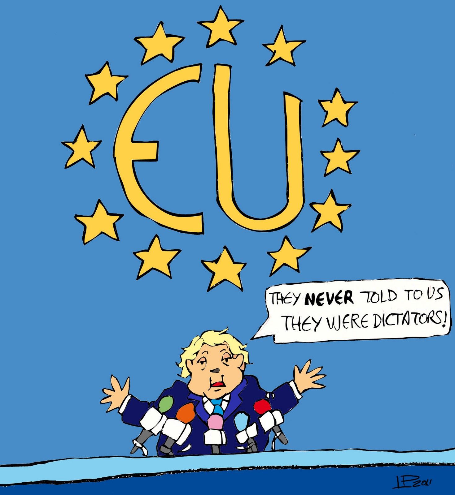 Image Gallery eu cartoon