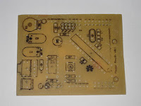 Magic Mouth PCB silk layer