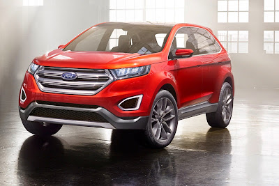 Ford Brings The Innovation With The 2015 Ford Edge