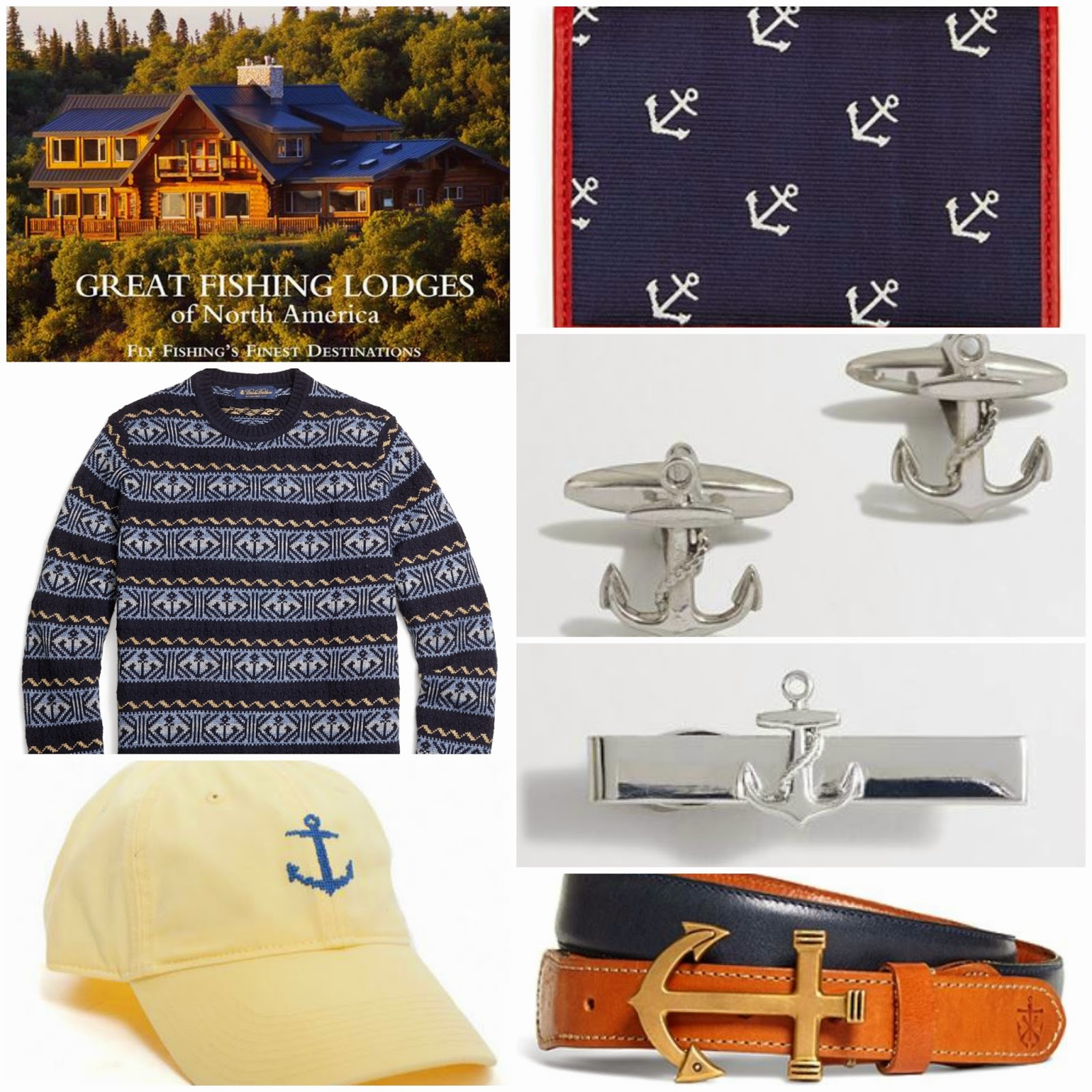 Nautical by Nature | Gift Guide: Men