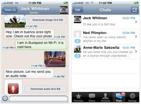 kamu pengguna HP selain blackberry & ingin bisa chat kepengguna BBM ...