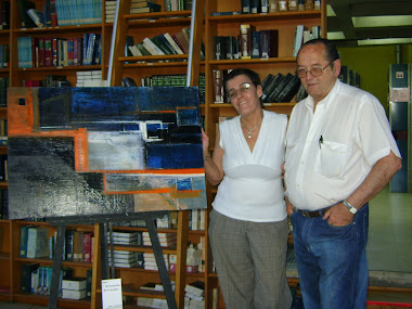 Muestra UNRC - biblioteca mayor Juan Filloy