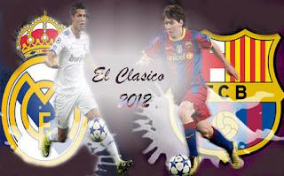 El Clasico 8 Oktober 2012