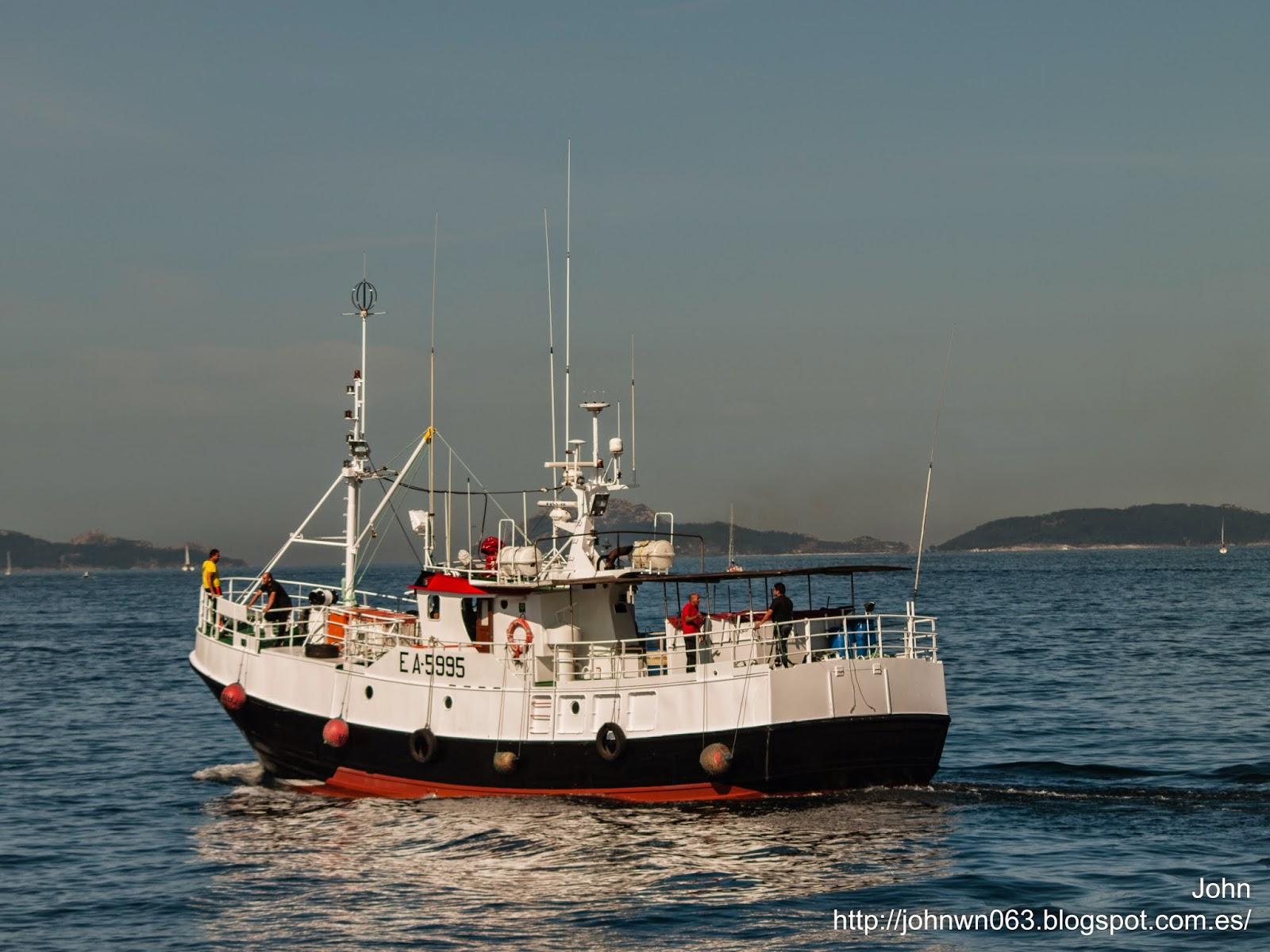 fotos de barcos, imagenes de barcos, pesquero, betania, vigo