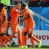 Holanda faz 2 a 0 sobre o Chile e fica com o primeiro lugar do grupo