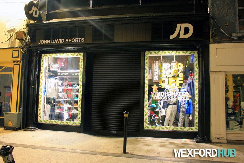 JD Sports, Wexford