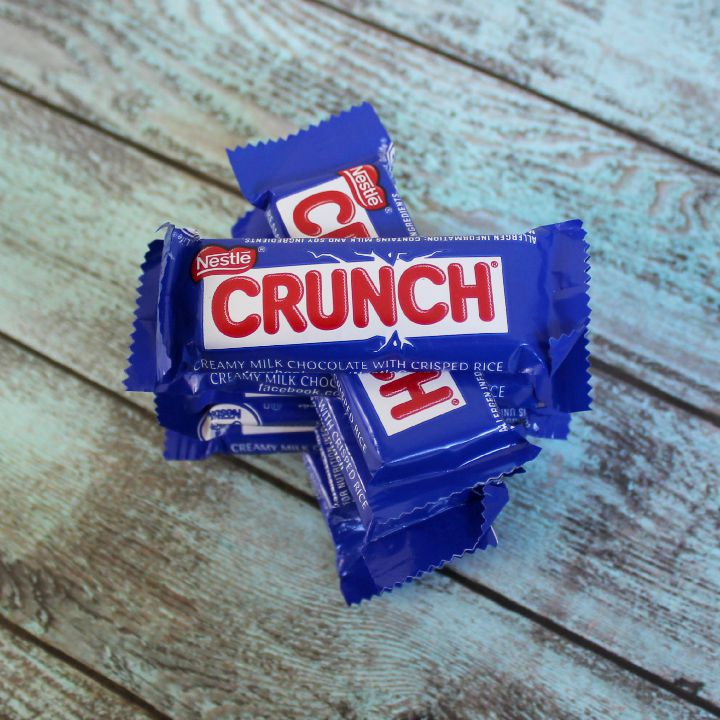 Nestlé® Crunch® fun size bars