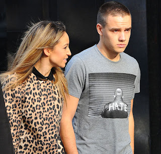 Danielle Peazer and Liam Payne (Splash)