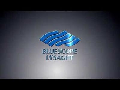 ATAP ZINCALUME COLORBOND SPANDEK TRIMDECK CLADDING BLUESCOPE LYSAGHT
