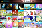 TAPIZ  MUSICAL