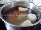 Supa de chimen preparare reteta - legumele la fiert