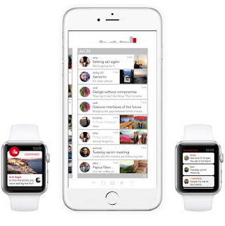Jumpin Labs launches gesture-based email app Geronimo for iPhone and Apple Watch