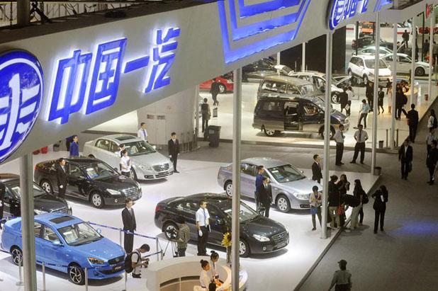 中国・広州モーターショー