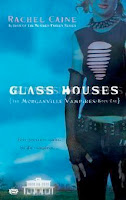 bookcover of GLASS HOUSES  Morganville Vampires Vol. 1   by Rachel Caine