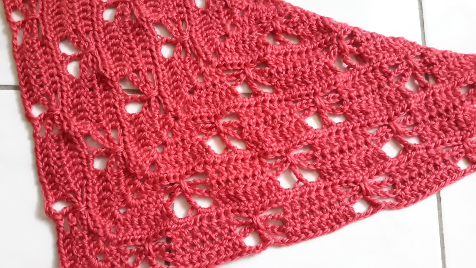 Free Crochet Pattern For Butterfly Shawl : Whitney Knits