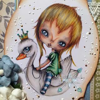 Ppinkydolls Swan Girl