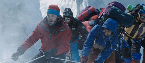 Everest Movie Trailers, Images and Posters