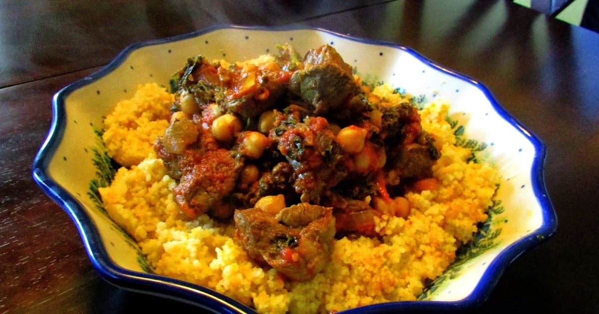 Cooking with Carlee: Moroccan Lamb Stew