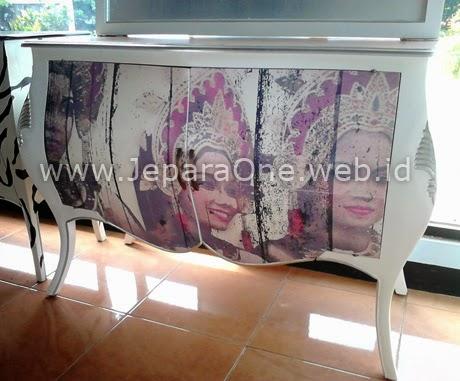 Bali Art - Filling Cabinet JeparaOne
