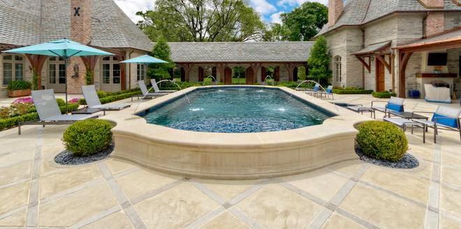 Fotos de piscinas piscinas de campo dise os for Piscinas disenos fotos